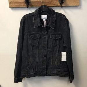 NWT Old Navy Denim Jacket XL